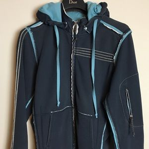 Mountain hardware hoodie jacket